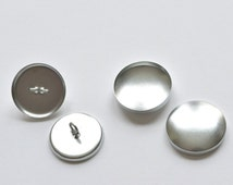birch self cover buttons instructions