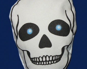 Skull Catnip Cat Toy by StarCATS