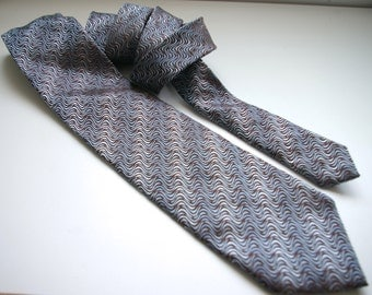 Vintage Tino Cosma Silk Necktie