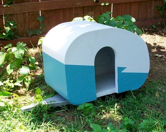 Puppy camper dog house