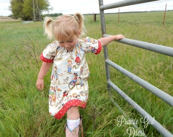 Cowgirl Dress, Western Dress, Birthday Outfit, Summer Dress