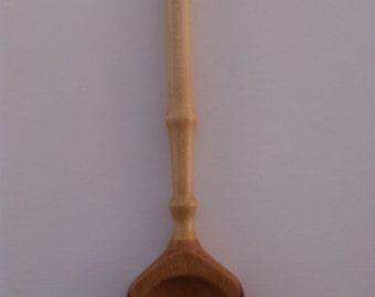 Wood spoon