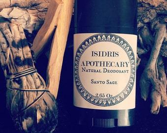 Santo Sage Natural Deodorant