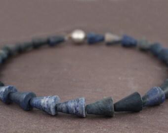 Sodalite blue stone