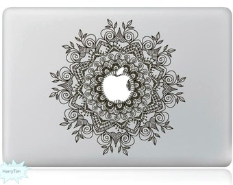 New Leaves Decal Mac Stickers Macbook Decals Macbook Stickers Apple Decal Mac Decal Stickers Laptop Decal