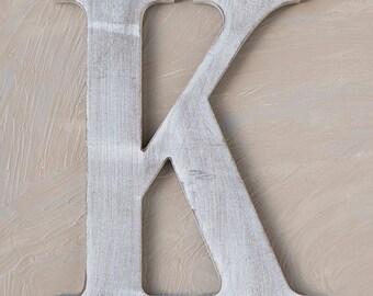 Wood Block Letter