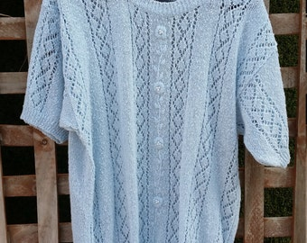 1950's style knitted Blouse