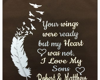 in loving memory of shirt personalized for you