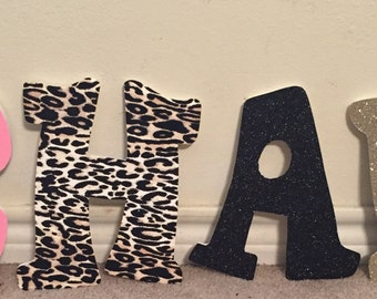 Room Wall Letters