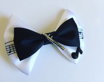 You can select your own instrument music hairbow