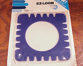 EZ-Loom, no. 75, from Boye, with instructions, Small Square Loom
