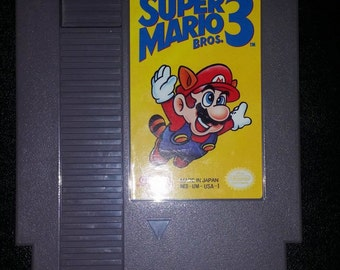 Super mario brothers 3 Regular Nintendo Nes