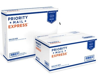 USPS Express Mail Upgrade Within The United States