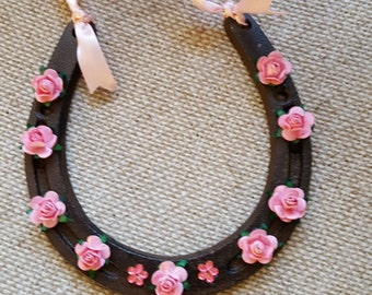 Good Luck Horseshoe for the  Home / Caravan or wherever  you may reside