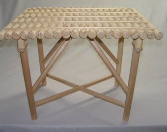 Wooden Stool # 2