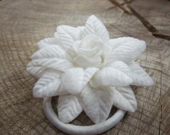 Gardenia Hair Clip ~1 pieces #100739