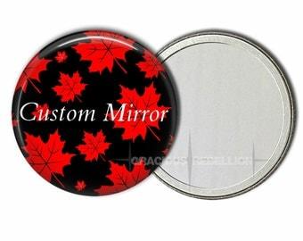 """Custom 3"""" Pocket Mirror"""