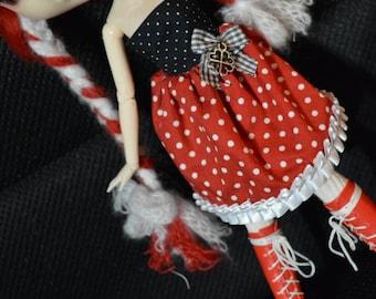 Pullip Obitsu and body stock dress