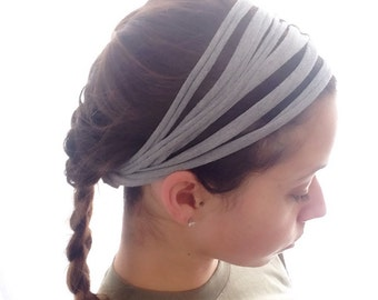 Stringy headband