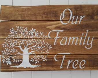 Rustic Timber Signs
