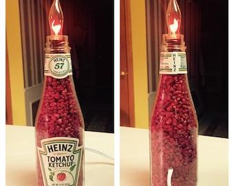 Heinz Ketchup mini lamp