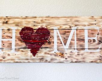 Home Pallet Wood Board