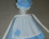 Little miss muffet little bo peep world book day costume fancy dress hand made
