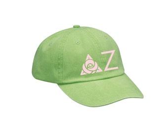 DZ Delta Zeta Logo Hat Choose Your Colors Sorority Hat