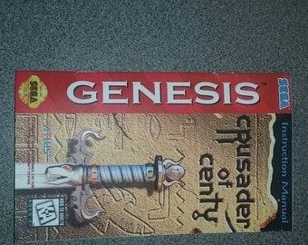 Crusader of centy manual