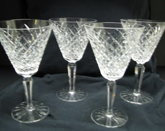 "Waterford Templemore 7"" water goblet more available"