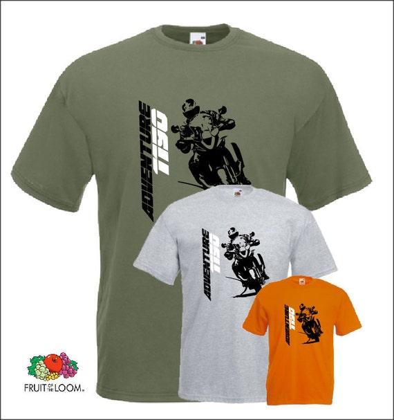 ktm adventure 1190 t shirt motorrad t shirt frucht des. Black Bedroom Furniture Sets. Home Design Ideas
