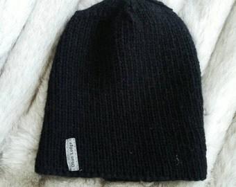 The Shipyard Hat - Black