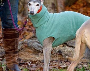 Fleece Jumper for Whippets Large