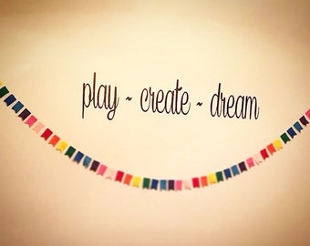 Playroom Wall Decal