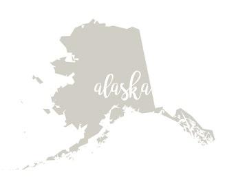 Alaska Printable