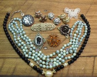 Lovely Vintage Jewelry Collection ~#1