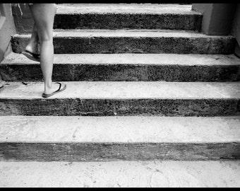 Beach side steps, Australia