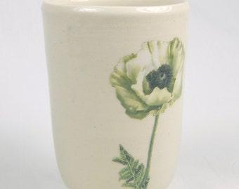 Green Poppy Cup