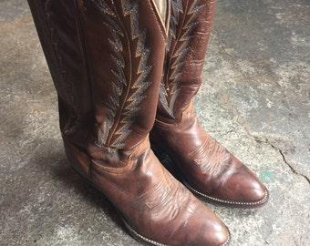 Size 5 1/2 Cowboy Boots