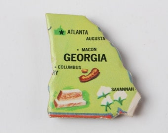 Georgia State Magnet