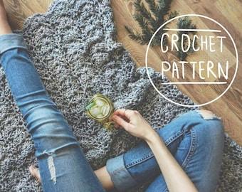 The Sunday Morning Blanket - Crochet Pattern