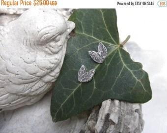 Valentines Sale Fine Silver Stud Earrings