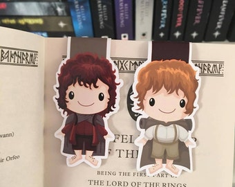 REDUCED TO CLEAR The Fellowship and The One Ring Magnetic Bookmarks