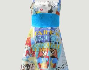 Unique dress size 38
