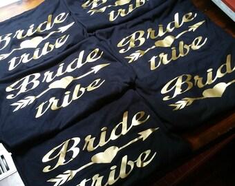Bride Tribe Tank Tops - Bride Tribe Tank - Bride's squad - Brides Squad Tanks - Bachelorette Party Tank Tops - Wedding Shirts- Wedding Party