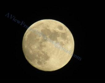 Moon 2 Photograph JV
