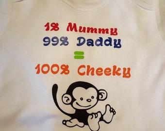 Cheeky Monkey Vest