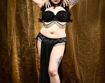 Burlesque Panel Skirt #2