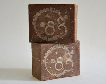 SULPHUR SOAP - handmade soap / olive oil soap  / eczema - acne / Artisan Soap