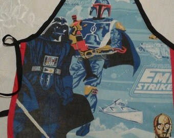 Star Wars Apron for Kids
